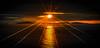 Timing is everything! (simonvaux1) Tags: isle skye scotland sunset sunbeams ship timing evening glow orange ripples colours simon vaux nikon d800 full frame fx raw