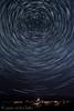 CIRCUMPOLAR A LA SENIA (juan carlos luna monfort) Tags: night noche estrellas stars nit estels montsia tarragona nikond7200 sigma1750 largaexposicion calma paz tranquilidad nocturna filtrodegradado