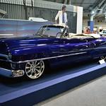 1953 Cadillac serie 62 cabriolet Boyd Coddington
