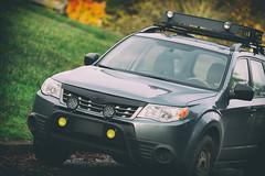 2012 Subaru Forester (donaldgruener) Tags: offroadlights foglights led sh forester subaru