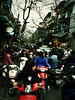 boulevard (Clikrsflicka) Tags: hanoi traffic scooters vietnam oldquarter