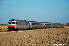 BB67564 sur TER Lyon Clermont Ferrand vers Monteignet sur Andelot (philippedreyer1) Tags: