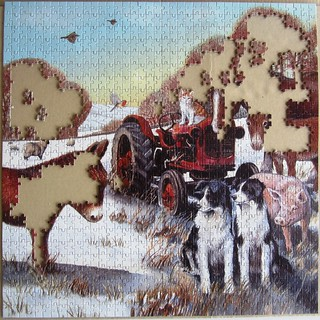Down on the Farm (Chrissie Snelling)