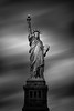 Statue de la Liberté (VR Photographies) Tags: new york usa liberty statue dark black white