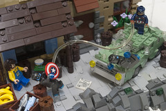 Avengers... Time to Work For a Living