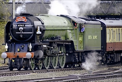 A Movie Star Arriving @ Chester (Elaine 55.) Tags: tornado paddington2 steam thechristmascracker chester station