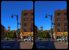 Sudbury, saturday evening 3-D / CrossEye / Stereoscopy / HDR / Raw (Stereotron) Tags: north america canada province ontario sudbury greatersudbury streetphotography urban citylife crosseye crosseyed crossview xview cross eye pair freeview sidebyside sbs kreuzblick 3d 3dphoto 3dstereo 3rddimension spatial stereo stereo3d stereophoto stereophotography stereoscopic stereoscopy stereotron threedimensional stereoview stereophotomaker stereophotograph 3dpicture 3dglasses 3dimage twin canon eos 550d yongnuo radio transmitter remote control synchron kitlens 1855mm tonemapping hdr hdri raw