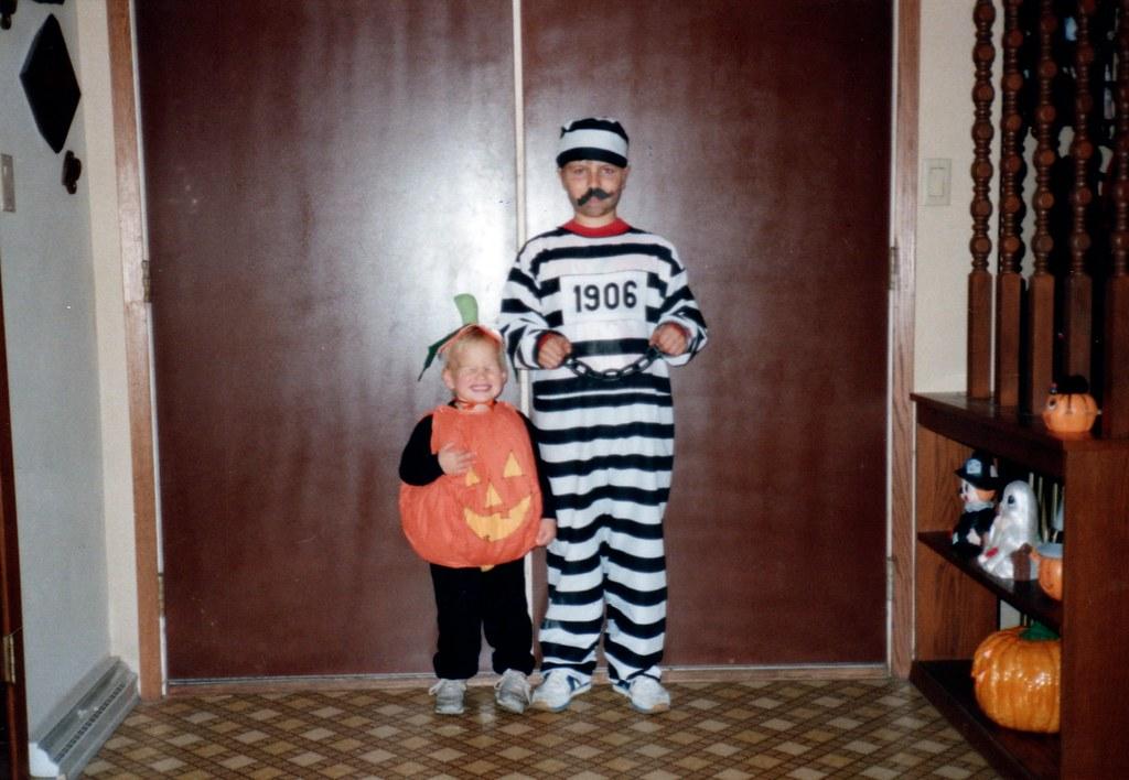 Tony Daniel Halloween 1987 Daniel M Hendricks Tags 1987