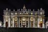 Basilica di San Pietro (Andreas Laimer) Tags: roma città del vaticano italia notte notturna nex6 sony 24mm f18 zeiss colori contrasto chiese basiliche treppiede