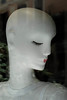 shy beauty (Werner Schnell Images (2.stream)) Tags: ws shy beauty schaufensterpuppe dummy mannequin herz heart