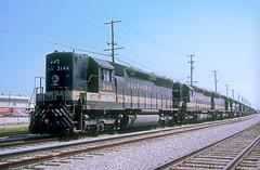 Southern SD45 3144 (Chuck Zeiler) Tags: sr sou southernrailway sd45 3144 railroad emd locomotive chattanooga chuckzeiler chz
