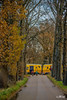 28/11/2017 | Lierderholthuis (SB-2013) Tags: ns buffel dm 90 dieselmaterieel 1999 trein sprinter zwolle wierden enschede raalte heino lierderholterhuis stationsweg spoorwegovergang bomen treinen 28 november 2017 treinserie nederlandse spoorwegen