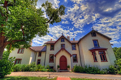 Lincoln Cottage (cmfgu) Tags: presidentlincolnscottage president abrahamlincoln presidentlincolnandsoldiershomenationalmonument washingtondc districtofcolumbia capital home house summerwhitehouse history historic armedforcesretirementhome usa unitedstatesofamerica american nationalhistoriclandmark hdr highdynamicrange craigfildesfineartamericacom fineartamericacom craigfildespixelscom craigfildesphotography artist artistic photograph photo picture prints art wall canvasprint framedprint acrylicprint metalprint woodprint greetingcard throwpillow duvetcover totebag showercurtain phonecase mug yogamat fleeceblanket spiralnotebook sale sell buy purchase gift