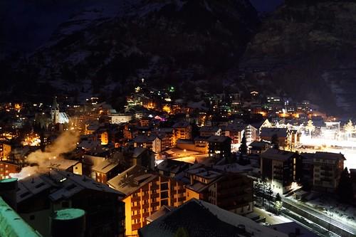 Zermatt (vom Riedweg)