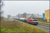 29-11-17 Captrain 1618 + keteltrein, Barneveld Noord (Julian de Bondt) Tags: captrain ct 1600 1618 keteltrein barneveld harselaar noord