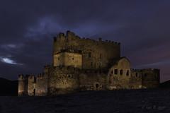 Castillo de Guadalerzas (Luis R.C.) Tags: yébenes toledo guadalerzas castillos nocturnas paisajes nikon d610