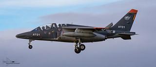 Belgium Air Force Dassault Alpha Jet  -AT01