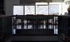 vetro liquido (Ange 29) Tags: water feature atrium windows sunlight shadow railing olympus omd em1 mkii 35100mm zd king township canada