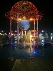 Little prince (herbertportillo) Tags: littleprince colors nightshot monuments elsalvador fountain