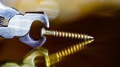 Réparation -repair (YᗩSᗰIᘉᗴ HᗴᘉS +10 000 000 thx❀) Tags: reparation repair macro clé vis outils shinymetal metal shine gold silver hensyasmine yasminehens