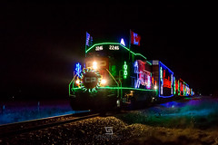 Canadian Pacific Holiday Train -  Thames Centre (Spencer Smye Photography) Tags: thames centre canadian150 canadian railway holiday train innerkip woodstock ayr tavistock