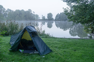 not a bad place to pitch your tent