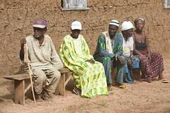 Elders in Benin, by Phil Kidd (transafrica.togo) Tags: benin bénin tourbenin travelbenin voyagebénin viaggiobenin afriquedelouest westafrica africaoccidentale transafrica egoun egun egoungoun egungun mask masque maschera revenant yorouba yoruba
