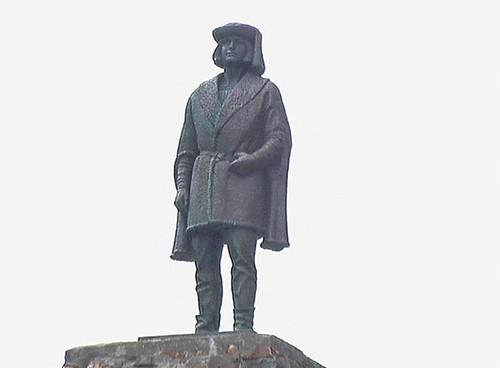 John Cabot Statue, Cape Bonavista, Newfoundland