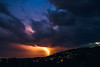 Fury (noemi.m) Tags: nature landscape skyscape storm thunderstorm lightning clouds weather dusk sky