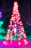 Tree of Hearts  II (Brian M Hale) Tags: tower hill botanic botanical garden boylston ma mass massachusetts winter reimagined outside outdoors hiliday christmas lights festival brian hale brianhalephoto newengland new england usa snow ice lensbaby hearts tree bokeh creative aperture