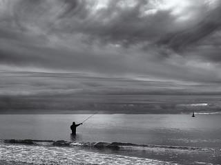 The sea fisherman