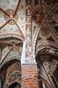 Abbazia di Viboldone (ccr_358) Tags: ccr358 2016 summer august italy italia day nikon d5000 nikond5000 sunny lombardia milan milano abbey church wideangle earlygothic churchinterior nave viboldone viboldoneabbey abbaziadiviboldone sangiulianomilanese humiliati fresco crossvault