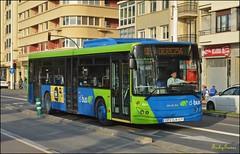 DBus (Autobuses y Emergencias) Tags: man burillo luxor dbus