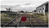 Closed on Sunday (Blaydon52C) Tags: bootle cumbrian railway crossing gate cumbria cumberland furness rail