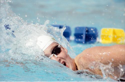 507 Swimming EM 1991 Athens