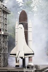 Lanzadera (Dawlad Ast) Tags: mayo may dinamarca denmark 2017 legoland lego park parque atracciones billund space rocket launcher lanzadera humo smoke nasa
