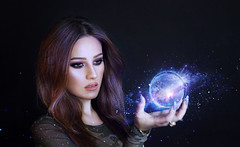 Universe (Marie Janette) Tags: girl hot universe stars planet sexy