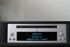 My old Linn Unidisk 1.1 (Apple Lover) Tags: linn unidisk sacd music player dvd cd 11 linnunidisk unidisk11 audio video homecinema movie highend audiophile
