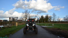 The Quad/ATV (PhotoTJH) Tags: phototjh phototjhnl quad atv allterrainvehicle road legal weg legaal zwart black egl eglmotor lyda lyda203e1 lyda203e2 203 203e1 203e2 motorpromo 4stroke china chinese