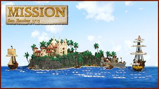 01 Mission - San Escobar, 1715