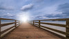 Seebrücke / Pier (mr.wohl) Tags: seebrücke ostsee balticsea steg pier sonne gegenlicht