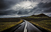 Icelandic Drives (drusus) Tags: iceland dramatic road landscape travel nature driving lavafield canon70d roadtrip hills mountain ringroad clouds