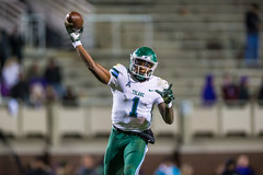 Tulane Football '17 (R24KBerg Photos) Tags: tulane greenwave neworleans football college collegesports collegefootball americanathleticconference ecu eastcarolina 2017 canon action ncaa