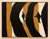 Robert Motherwell (rocor) Tags: robertmotherwell wallpainting yellowochre