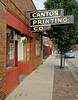Canton Printing Company, Canton, OH (Robby Virus) Tags: canton ohio oh printers printing co company closed business vacant sign signage