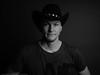 Cowboy song... (einarsoyland) Tags: cowboy portrait male man stetson hat hasselblad x1d 45mm norway sotra bergen digital film monochrome bw