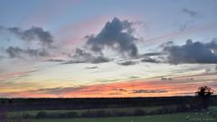 Sunset (TG-D750) Tags: sunset cloud sky skyline orange laranja