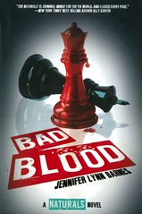 Bad Blood (Vernon Barford School Library) Tags: jenniferlynnbarnes jennifer lynn barnes naturals natural 4 four 4th fourth mystery mysteries mysterious mysteryfiction criminalinvestigation crime criminals investigations serialmurders murder murders vernon barford library libraries new recent book books read reading reads junior high middle school vernonbarford fiction fictional novel novels hardcover hard cover hardcovers covers bookcover bookcovers criminalprofilers profile profilers psychological psychology coldcase coldcases serialkillers 9781484757321 serialhomicides homicide homicides