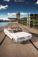 1959 Chevrolet Bel Air - Shot 6 (Dejan Marinkovic Photography) Tags: 1959 air airride american bel car chevrolet chevy classic coupe impala lowrider oldstyle batwing