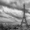 Simply .....Paris (giumichi) Tags: parigi torreeiffel biancoenero blackwhite